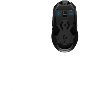 Product image of Logitech G903 Lightspeed Cordless Optical Gaming Mouse Black - Click for product page of Logitech G903 Lightspeed Cordless Optical Gaming Mouse Black
