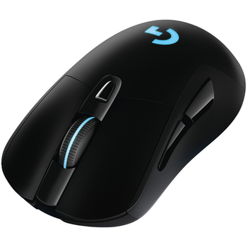 Product image of Logitech G703 Lightspeed Cordless Optical Gaming Mouse Black - Click for product page of Logitech G703 Lightspeed Cordless Optical Gaming Mouse Black