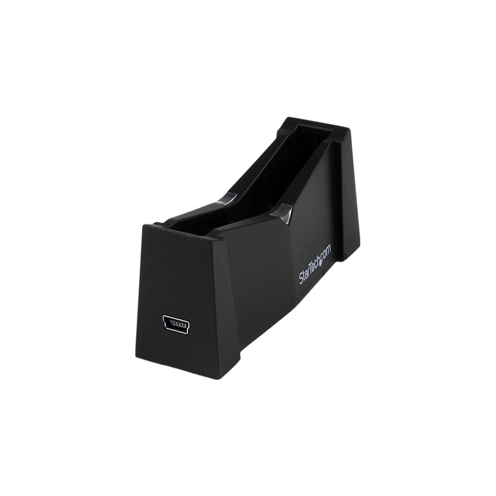 A large main feature product image of Startech USB to SATA Hard Drive Docking Station for 2.5in SATA HDD