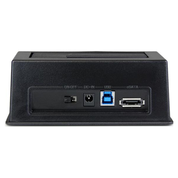 Product image of Startech eSATA/USB 3.0 SATA III Docking Station with UASP - Click for product page of Startech eSATA/USB 3.0 SATA III Docking Station with UASP
