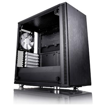Product image of Fractal Design Define Mini C Black Tower Case w/Tempered Glass Side Panel - Click for product page of Fractal Design Define Mini C Black Tower Case w/Tempered Glass Side Panel