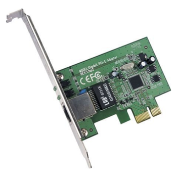 Product image of TP-LINK TG-3468 PCIe Gigabit Ethernet Network Card - Click for product page of TP-LINK TG-3468 PCIe Gigabit Ethernet Network Card
