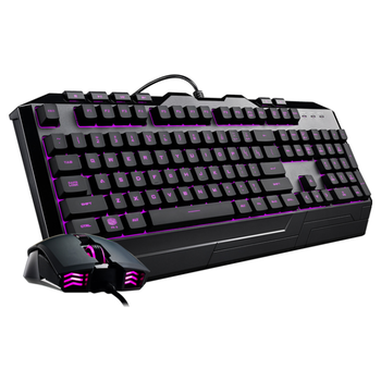 Product image of Cooler Master Devastator 3 RGB Keyboard and Mouse Combo - Click for product page of Cooler Master Devastator 3 RGB Keyboard and Mouse Combo