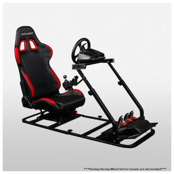 Product image of DXRacer Racing Simulator w/ Seat Combo - Click for product page of DXRacer Racing Simulator w/ Seat Combo