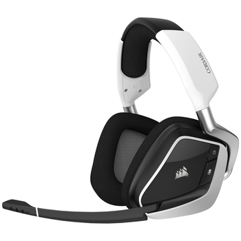 Product image of Corsair Gaming VOID PRO RGB White Wireless Gaming Headset - Click for product page of Corsair Gaming VOID PRO RGB White Wireless Gaming Headset