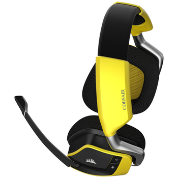 Product image of Corsair Gaming VOID PRO SE Wireless Gaming Headset Yellow - Click for product page of Corsair Gaming VOID PRO SE Wireless Gaming Headset Yellow