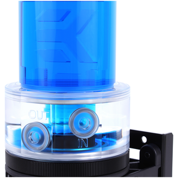 Product image of EK X-RES 140 Revo D5 PWM - Plexi (incl. Sleeved Pump) - Click for product page of EK X-RES 140 Revo D5 PWM - Plexi (incl. Sleeved Pump)