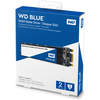 A product image of WD Blue 2TB 3D NAND M.2 SSD