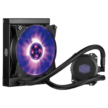 Product image of Cooler Master MasterLiquid ML120L RGB AIO Liquid Cooler - Click for product page of Cooler Master MasterLiquid ML120L RGB AIO Liquid Cooler