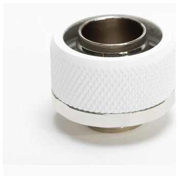"""Product image of Primochill FlexSX 13mm(1/2"""") ID 19mm(3/4"""") OD Compression Fitting - Sky White - Click for product page of Primochill FlexSX 13mm(1/2"""") ID 19mm(3/4"""") OD Compression Fitting - Sky White"""