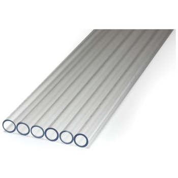 "Product image of Primochill 1/2""  Rigid PETG Tubing (6x76cm Pack) - Click for product page of Primochill 1/2""  Rigid PETG Tubing (6x76cm Pack)"