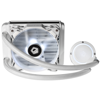 Product image of ID-COOLING FrostFlow+ 120 SNOW AIO CPU Liquid Cooler - Click for product page of ID-COOLING FrostFlow+ 120 SNOW AIO CPU Liquid Cooler