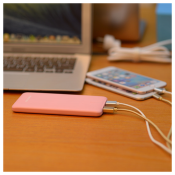 Product image of ORICO 5000mAh Scharge Polymer Power Bank - Click for product page of ORICO 5000mAh Scharge Polymer Power Bank