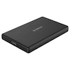 A product image of ORICO 2.5in Pro USB3.0 Hard Drive Enclosure