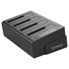 A product image of ORICO 2.5 & 3.5in SATA2.0 USB3.0 1 to 3 Clone External Hard Drive Dock