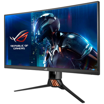 """Product image of ASUS ROG Swift PG27VQ 27"""" WQHD G-SYNC Curved 165Hz 1MS LED Gaming Monitor - Click for product page of ASUS ROG Swift PG27VQ 27"""" WQHD G-SYNC Curved 165Hz 1MS LED Gaming Monitor"""