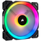 A small tile product image of Corsair LL120 120mm RGB PWM Fan