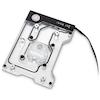 A product image of EK FB ASUS X399 RGB Monoblock - Nickel