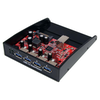 A product image of Startech USB 3.0 Front Panel 4 Port Hub - 3.5 5.25in Bay