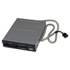 A product image of Startech 3.5in Front Bay USB 2.0 Multi Media Memory Card Reader Black