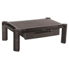 A product image of Startech Monitor Riser - Large Surface - Drawer - Height Adjustable