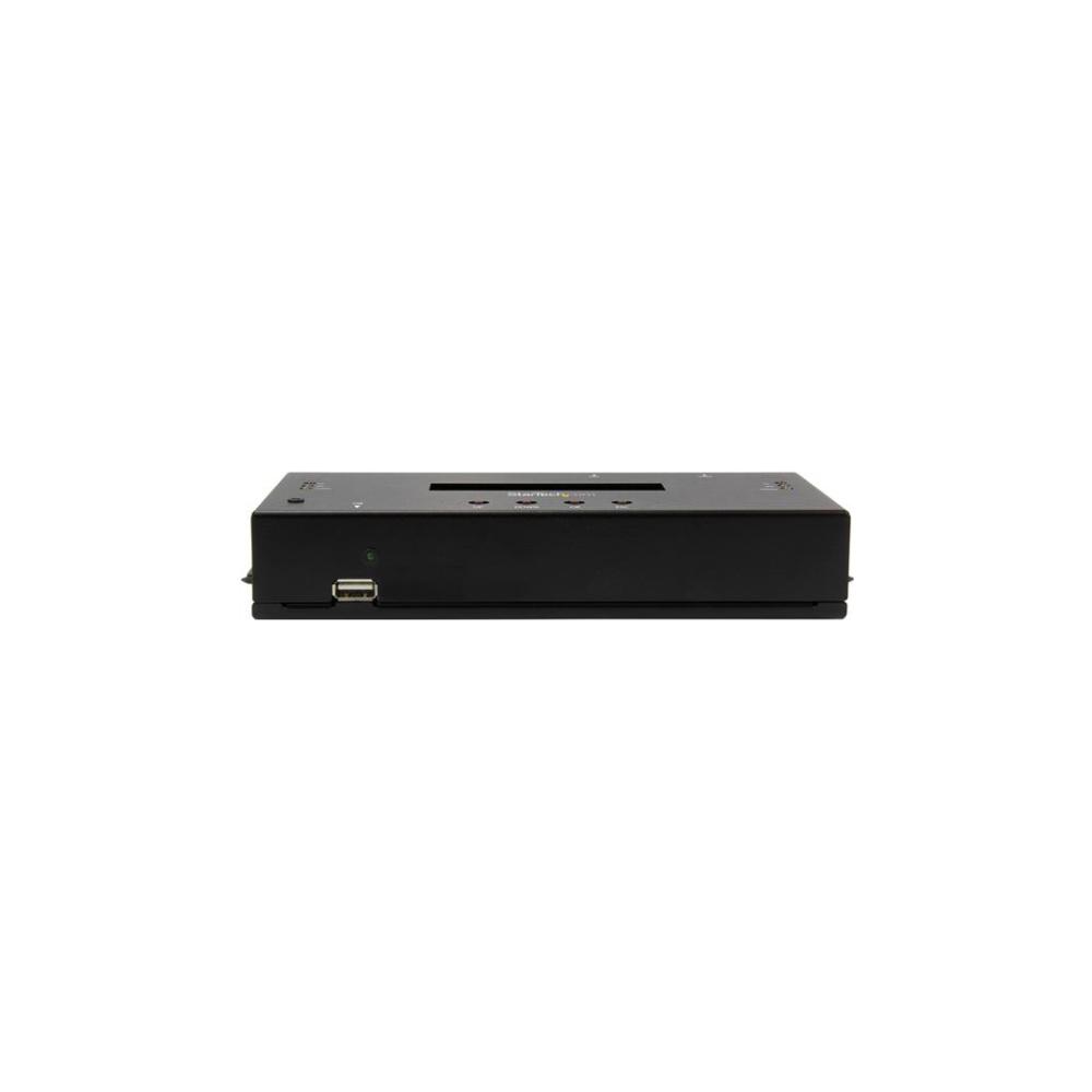 "A large main feature product image of Startech 2.5"" & 3.5"" SATA and SAS Drive Duplicator & Eraser"