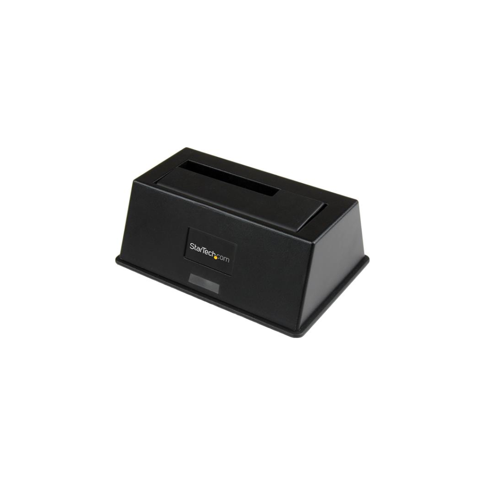A large main feature product image of Startech USB 3.0 SATA III Hard Drive Docking Station SSD/HDD w/ UASP