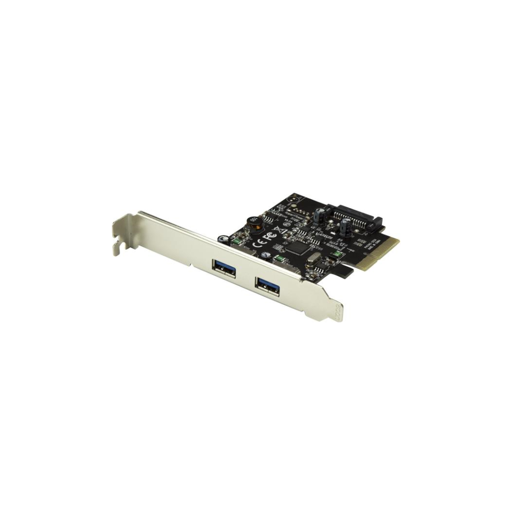 A large main feature product image of Startech Dual Port USB 3.1 Card - 10Gbps per port - 2x USB A - PCIe