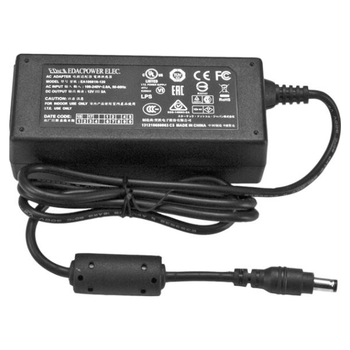 Product image of Startech Replacement or Spare 12V DC Power Adapter - 12 Volts, 5 Amps - Click for product page of Startech Replacement or Spare 12V DC Power Adapter - 12 Volts, 5 Amps