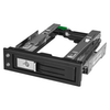 A product image of Startech 5.25 to 3.5 Drive Hot Swap Bay - For 3.5 SATA/SAS - Trayless