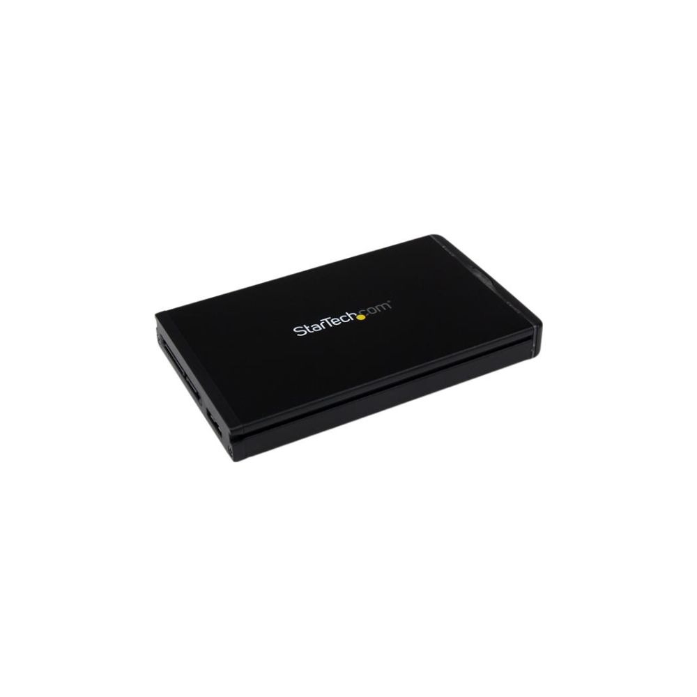 """A large main feature product image of Startech USB C Drive Enclosure 2.5"""" SATA SSD HDD - for S251BU31REM"""