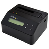 """A product image of Startech Hard Drive Eraser/Dock - For 2.5/3.5"""" SATA SSD/HDD - 4Kn"""