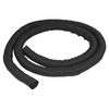 A product image of Startech Cable Management Sleeve - 2 m (6.5 ft) - Trimmable Fabric