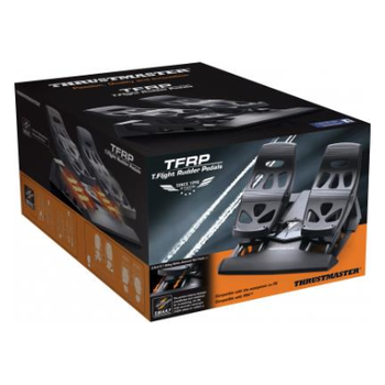 Product image of Thrustmaster Flight Rudder Pedals For PC & PS4 - Click for product page of Thrustmaster Flight Rudder Pedals For PC & PS4