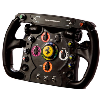 Product image of Thrustmaster T500 RS & TX Wheel Ferrari F1 Wheel Add On For PC, PS3, PS4 & Xbox One - Click for product page of Thrustmaster T500 RS & TX Wheel Ferrari F1 Wheel Add On For PC, PS3, PS4 & Xbox One