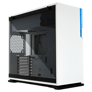 Product image of InWin 101C White Mid Tower ATX Case w/Tempered Glass Side Panel - Click for product page of InWin 101C White Mid Tower ATX Case w/Tempered Glass Side Panel