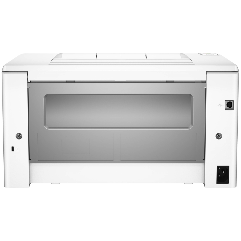 A large main feature product image of HP LaserJet Pro M102w A4 Wireless Laser Printer