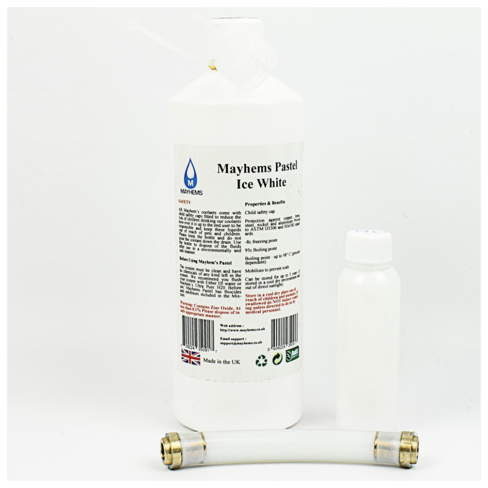 A large main feature product image of Mayhems Pastel White 250 ml Concentrate