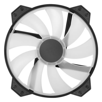 Product image of Cooler Master MasterFan MF200R 200mm RGB LED Fan - Click for product page of Cooler Master MasterFan MF200R 200mm RGB LED Fan