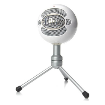 Product image of Blue Microphones Snowball iCE White USB Microphone - Click for product page of Blue Microphones Snowball iCE White USB Microphone