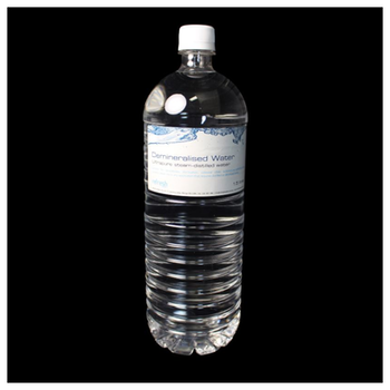 Product image of Generic Demineralised 1.5L Distilled Water - Click for product page of Generic Demineralised 1.5L Distilled Water