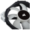 A small tile product image of Corsair ML120 Pro 120mm Mag-Lev RGB PWM Cooling Fan