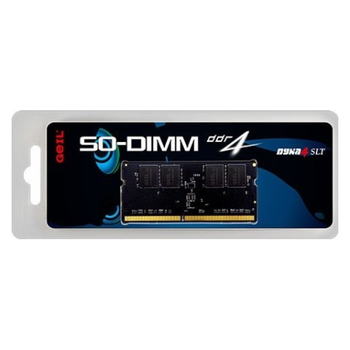 Product image of GeIL 4GB DDR4 SO-DIMM 1.2V C17 2400MHz - Click for product page of GeIL 4GB DDR4 SO-DIMM 1.2V C17 2400MHz