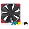 A product image of Noctua NF-F12 PWM Chromax.Black.Swap 120mm 1500RPM Cooling Fan