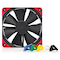 A small tile product image of Noctua NF-F12 PWM Chromax.Black.Swap 120mm 1500RPM Cooling Fan
