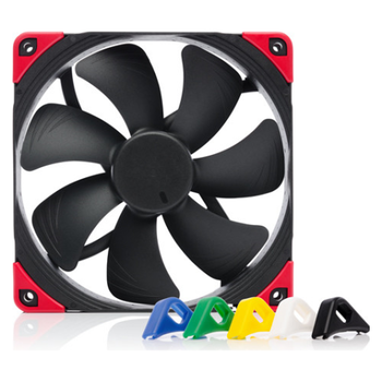 Product image of Noctua NF-A14 PWM Chromax.Black.Swap Edition 140mm 1500RPM Cooling Fan - Click for product page of Noctua NF-A14 PWM Chromax.Black.Swap Edition 140mm 1500RPM Cooling Fan