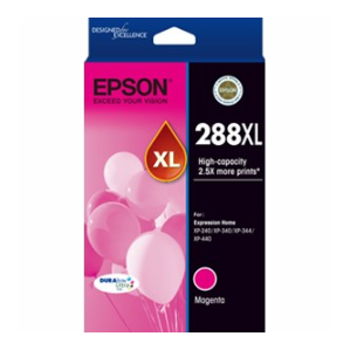 Product image of Epson 288XL Magenta DURABrite Ink - Click for product page of Epson 288XL Magenta DURABrite Ink