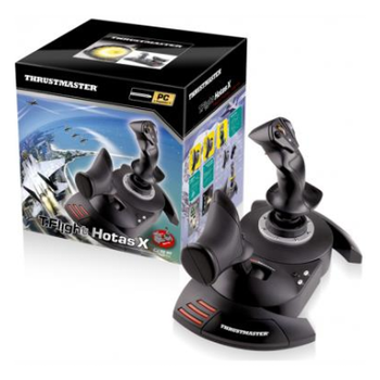 Product image of Thrustmaster T.Flight HOTAS X Joystick For PC & PS3 - Click for product page of Thrustmaster T.Flight HOTAS X Joystick For PC & PS3