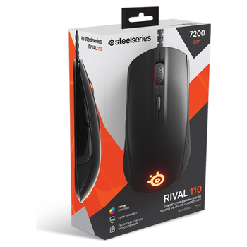 Product image of SteelSeries Rival 110 Gaming Mouse - Click for product page of SteelSeries Rival 110 Gaming Mouse