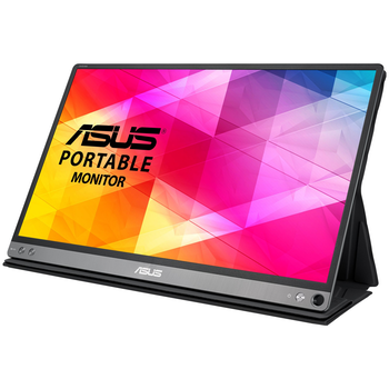"Product image of ASUS ZenScreen MB16AC 15.6"" Full HD USB Type-C IPS LED Portable Monitor - Click for product page of ASUS ZenScreen MB16AC 15.6"" Full HD USB Type-C IPS LED Portable Monitor"